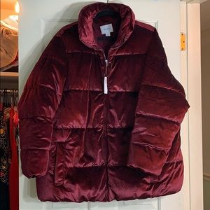 NWT Old Navy puffer jacket
